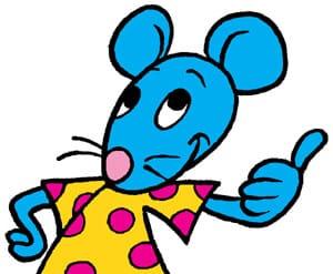 Lali la petite souris la petite souris des dents de lait - Petite souris qui danse ...