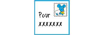 lettre carrée