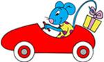 voiture petite souris