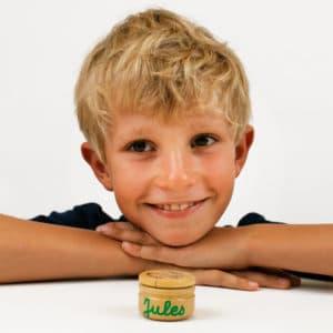 Boite à dents de lait garçon