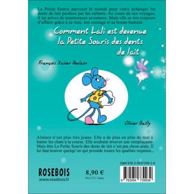 Dernière de couverture livre Petite Souris