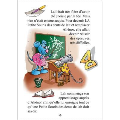 Page du livre sur l'apprentissage