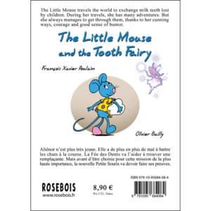 Dernière de couv livre enfant en anglais