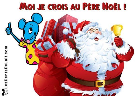 Moi je crois au Père Noël