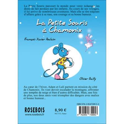 Résumé d'un livre jeunesse sur Chamonix