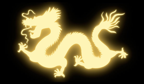 Dragon de Chine