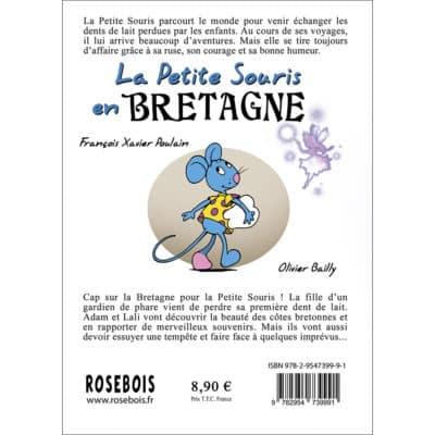 Résumé d'un livre pour enfants qui se passe en Bretagne