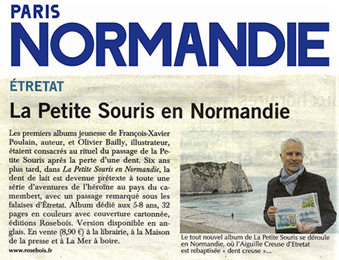 Article de Paris-Normandie