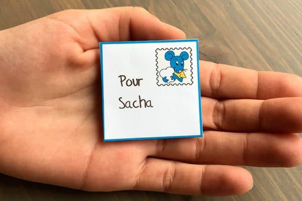 Mini lettre
