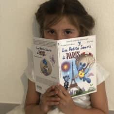 Livre pour enfant à Paris