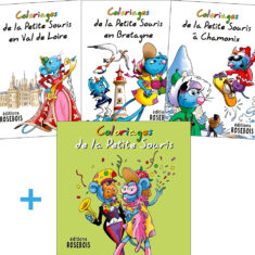 Albums de coloriages de la Petite Souris