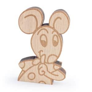 Figurine en bois de la Petite Souris