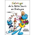 Coloriages de la Petite Souris en Bretagne