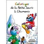 Coloriages avec des dessins sur Chamonix