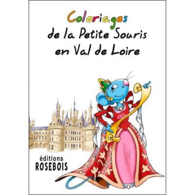 Coloriage sur les châteaux de la Loire