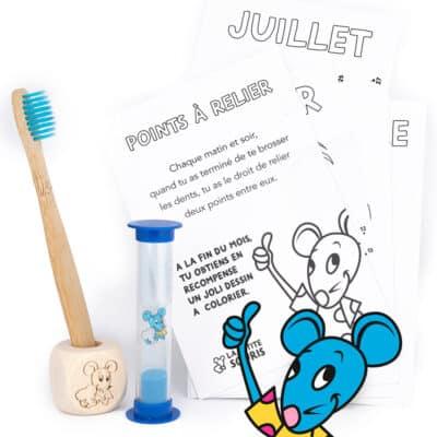 Kit brossage des dents pour enfant