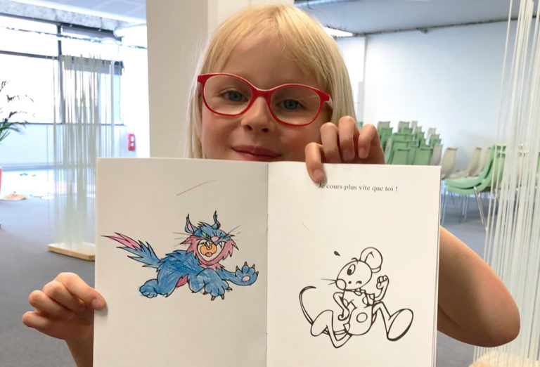 activité coloriage pour les enfants