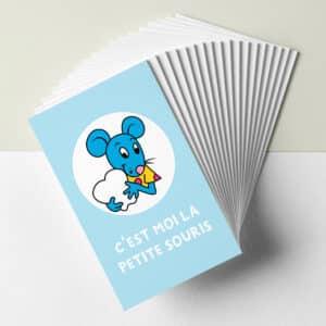 Jeu de cartes de la Petite Souris